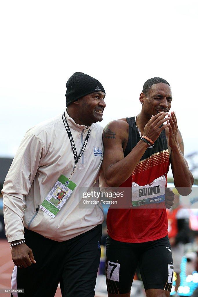 2012 U.S. Olympic Track & Field Team Trials - Day 4 : News Photo