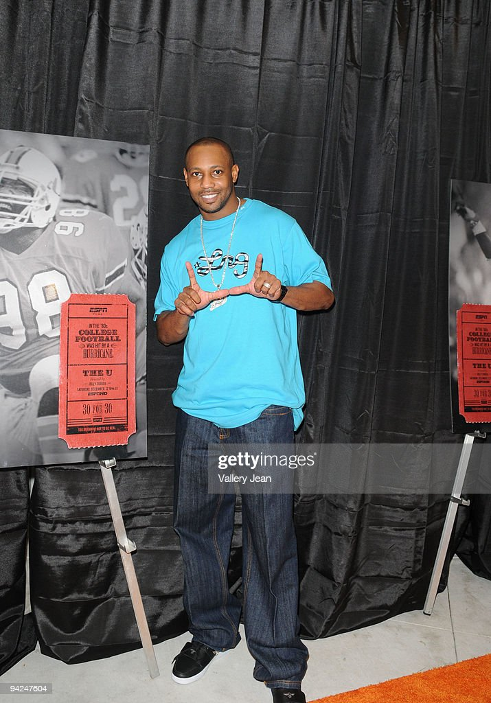 """ESPN Films """"30 for 30"""" Premiere of The U"""