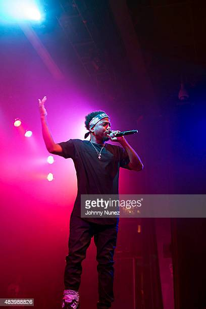 Dub O performs at Best Buy Theater on August 13 in New York City