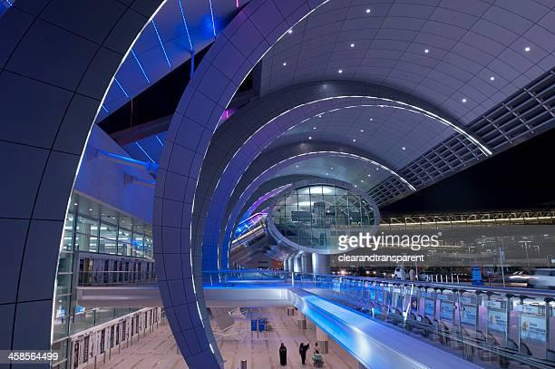 dubai airport - dubai airport stock photos and pictures