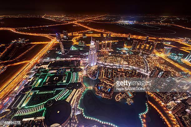 Dubai Burj Downtown