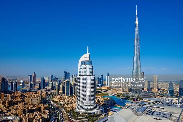 Dubai, Burj Khalifa tower