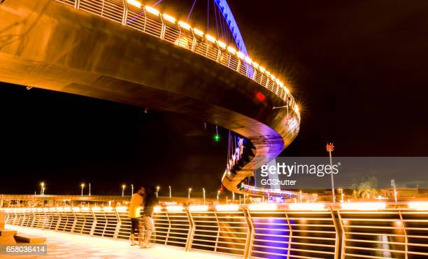 Dubai Canal Bridge - An Engineering Marvel.