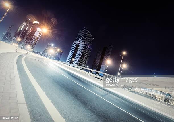 ドバイ市 highway
