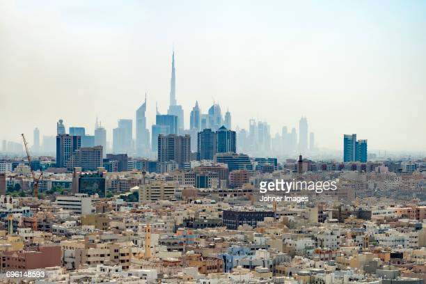 Dubai cityscape, United Arab Emirates