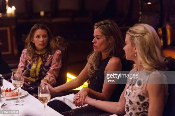 LONDON 'Dubai Felicia' Episode 311 Pictured Juliet Angus Sophie Stanbury Julie Montagu