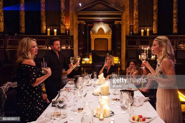 LONDON 'Dubai Felicia' Episode 311 Pictured Marissa Hermer Luke Henderson Caroline Stanbury Julie Montagu