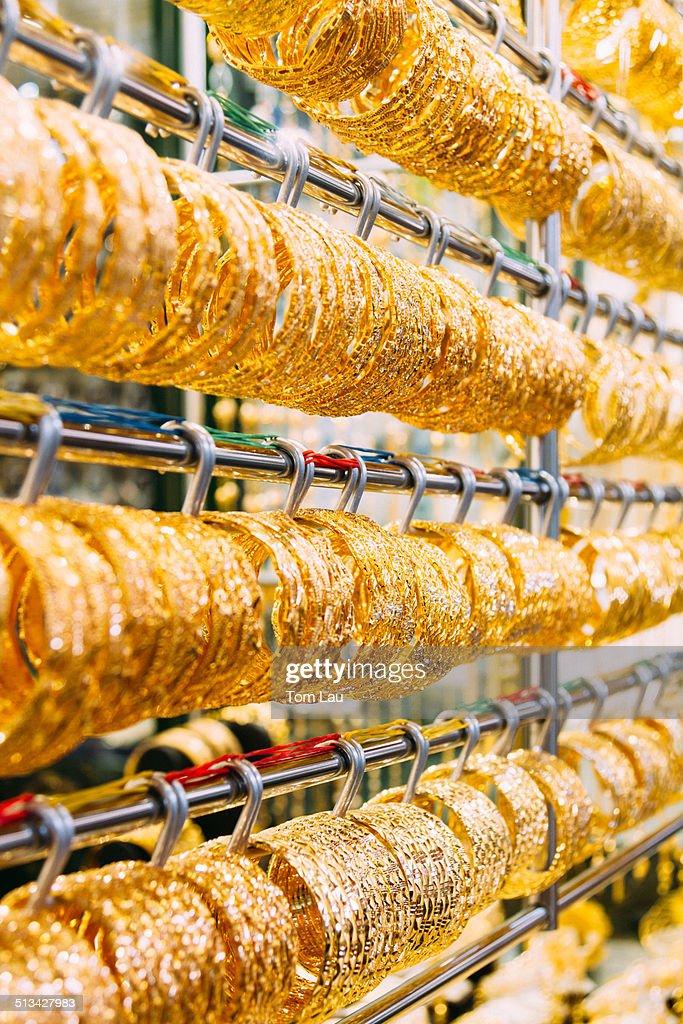 Dubai Gold Souq Stock Photo - Getty Images