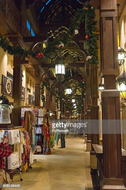 dubai - internal view of madinat souk - pjphoto69 stock pictures, royalty-free photos & images