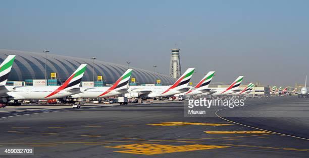 dubai international airport - dubai airport stock photos and pictures