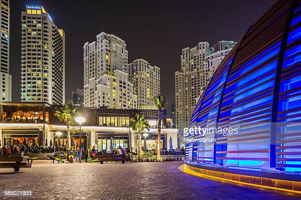 Dubai Marina, The Walk at Jumeirah Beach Residence