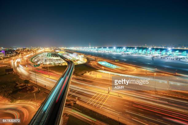 Dubai Metro to Airport