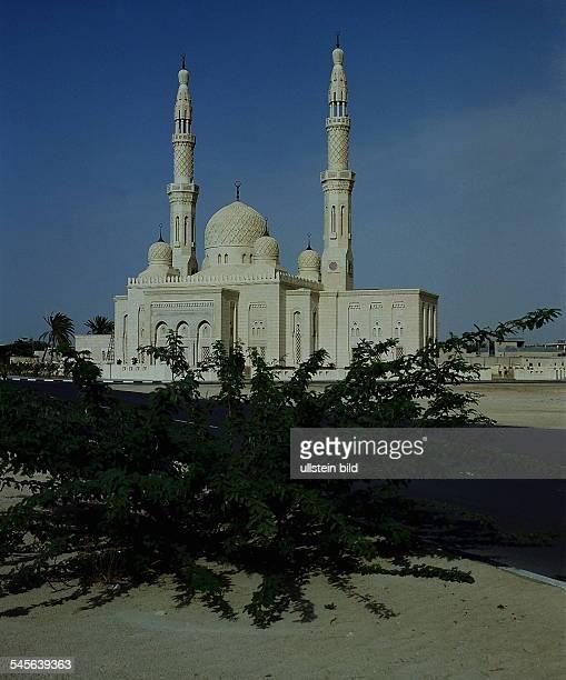 Neue Moschee 1988