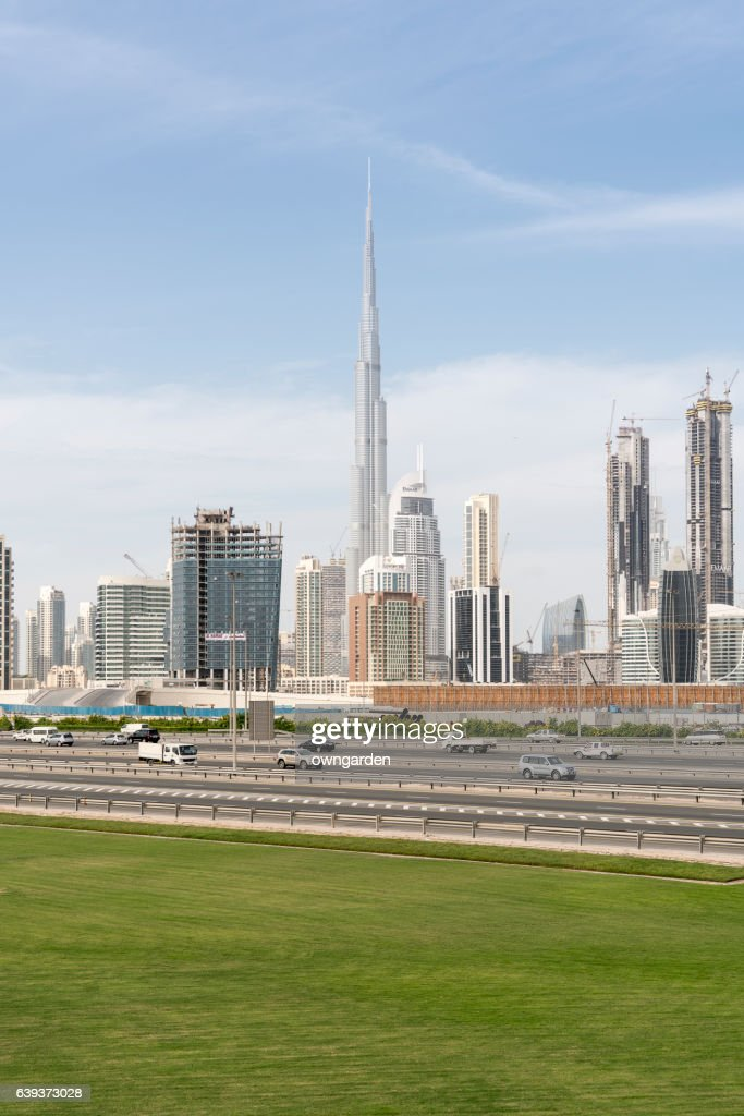 Dubai Scenery Stock Photo | Getty Images