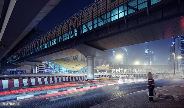 Dubai Sheik Zayed Road