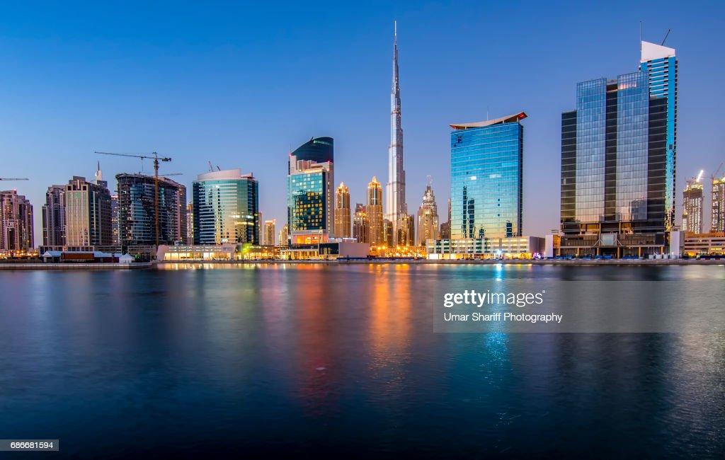 Dubai Skyline : Photo
