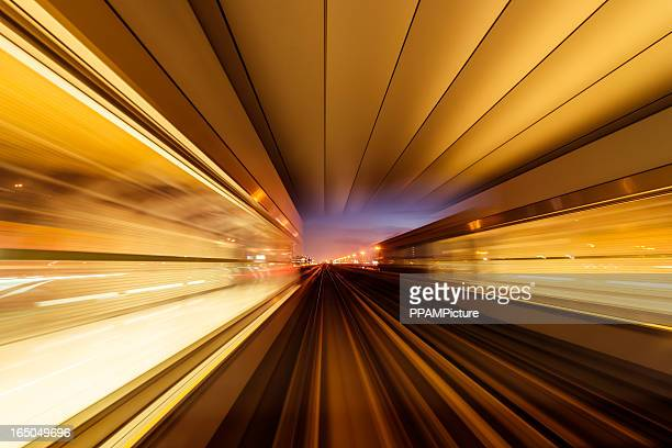 Dubai velocidade lenta
