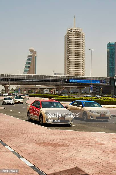 Dubai taxis