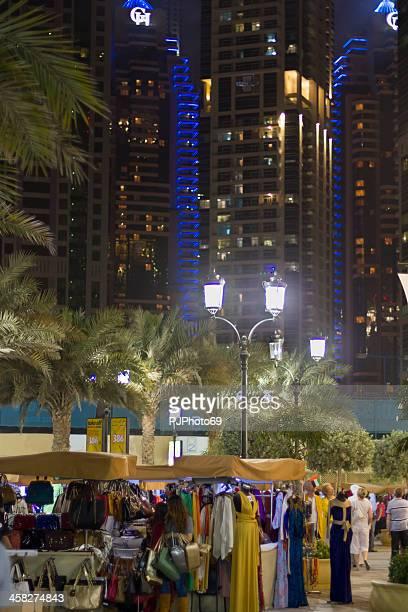 Dubai - The Walk street in Jumeirah Beach