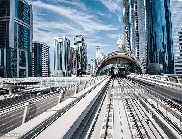 Dubai-Verkehr