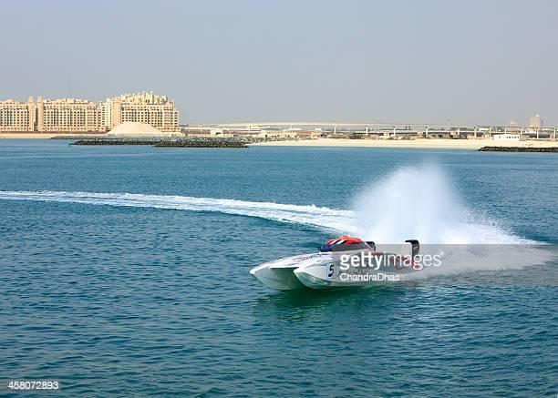 Dubai UAE -  Speedboat: The Spirit of Abu Dhabi