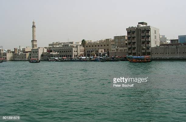 Dubai Vereinigte Arabische Emirate Naher Osten Asien Fluss Reise BB DIG PNr 750/2004