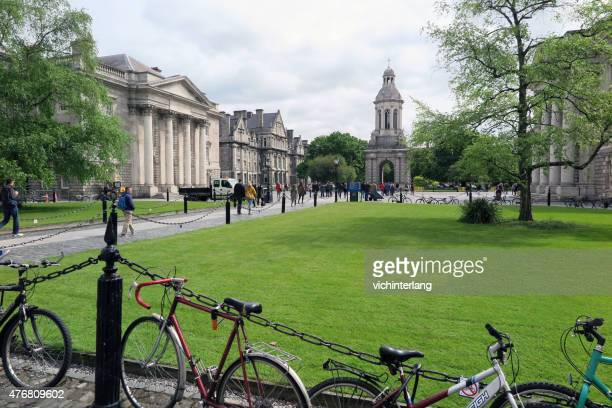 dublin attractions, may, 2015 - book of kells stock pictures, royalty-free photos & images