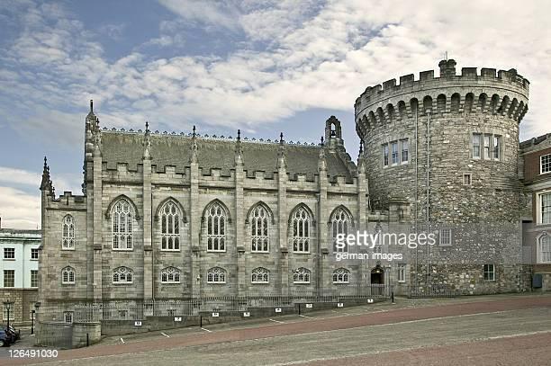 dublin castle, ireland - ダブリン城 ストックフォトと画像