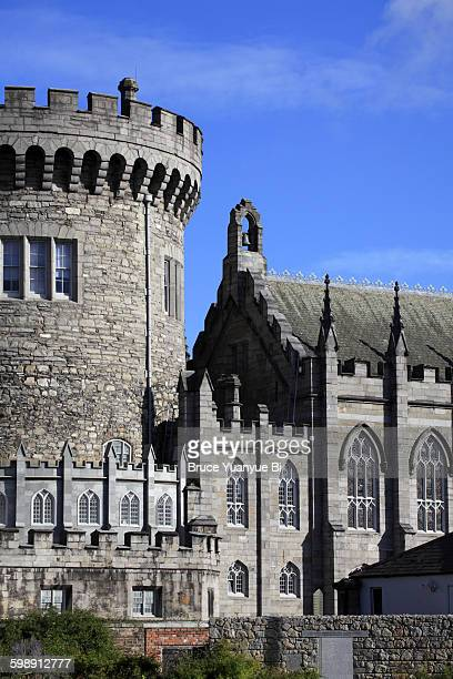 Dublin Castle with the Record Tower