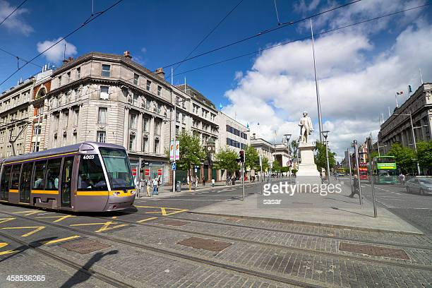 Dublin city centre