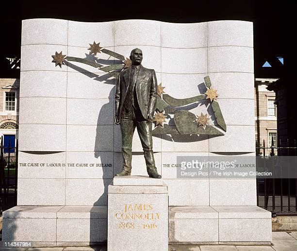 Dublin City, Dublin Sculpture, James Connolly,