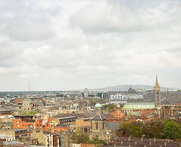Skyline von Dublin