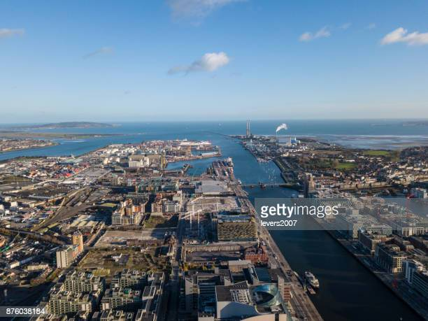 Dublin from above