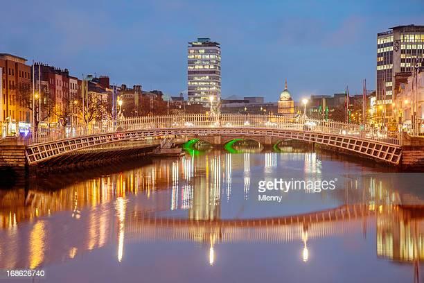 Dublin Ha'penny Bridge, Ireland