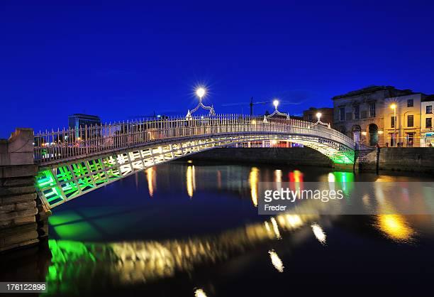 dublin, ha`penny bridge