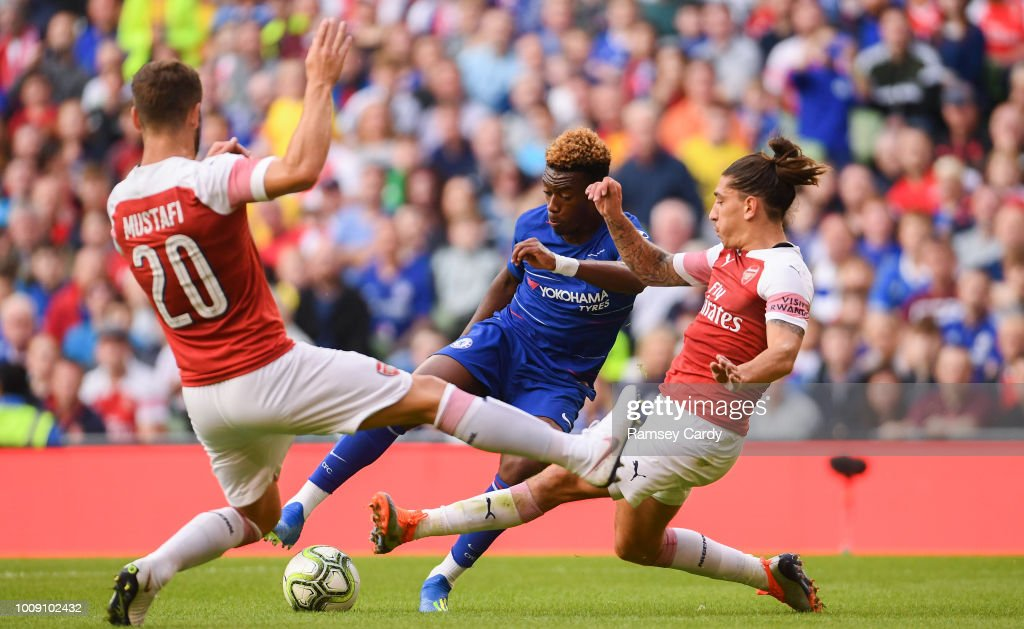 Arsenal v Chelsea - International Champions Cup 2018 : News Photo
