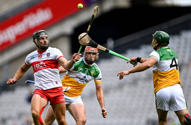 IRL: Derry v Offaly  - Christy Ring Cup Final