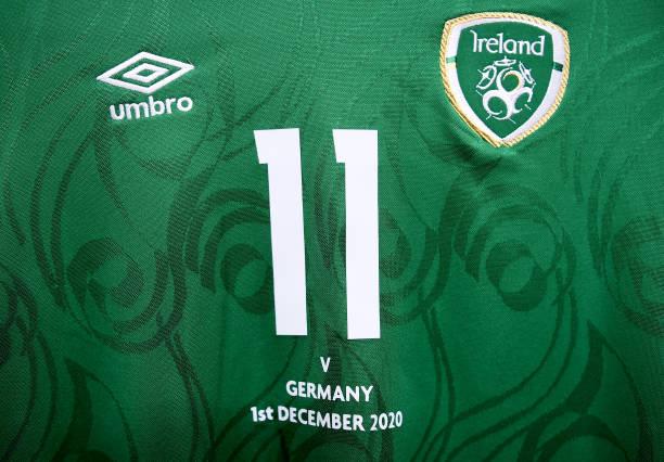 IRL: Republic of Ireland v Germany - UEFA Women's 2022 European Championship Qualifier