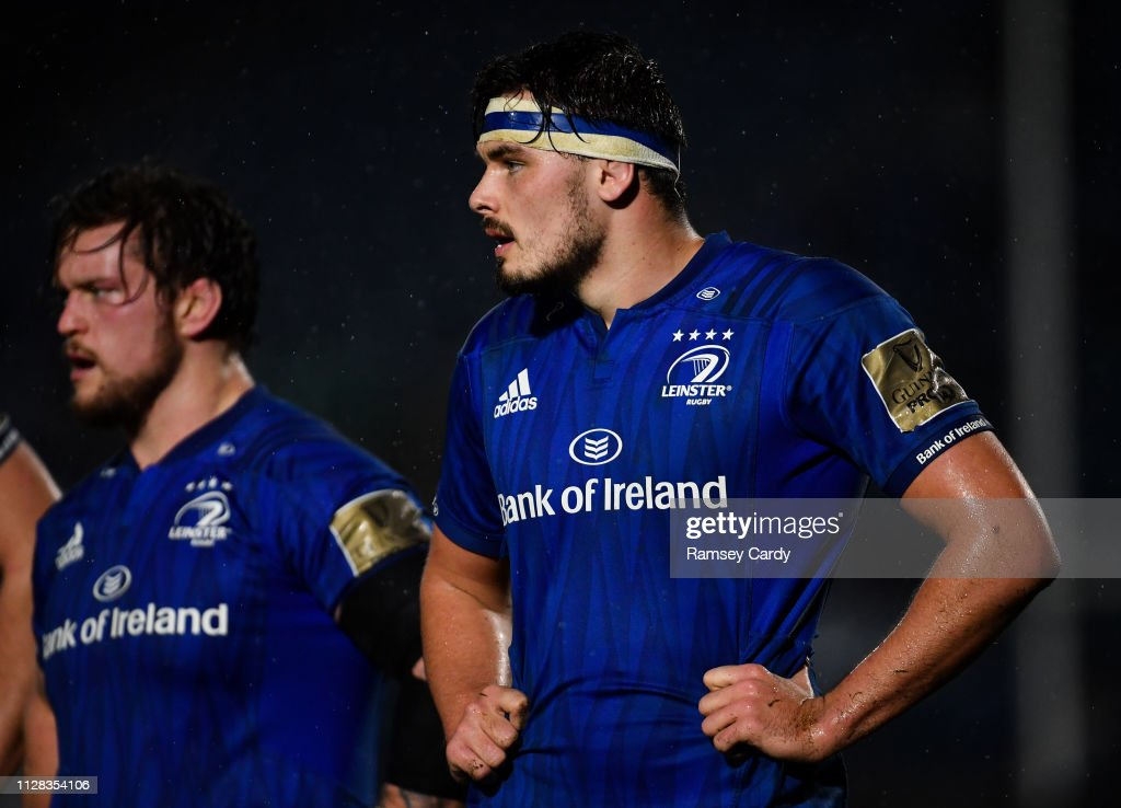 Leinster v Toyota Cheetahs - Guinness PRO14 Round 17 : News Photo