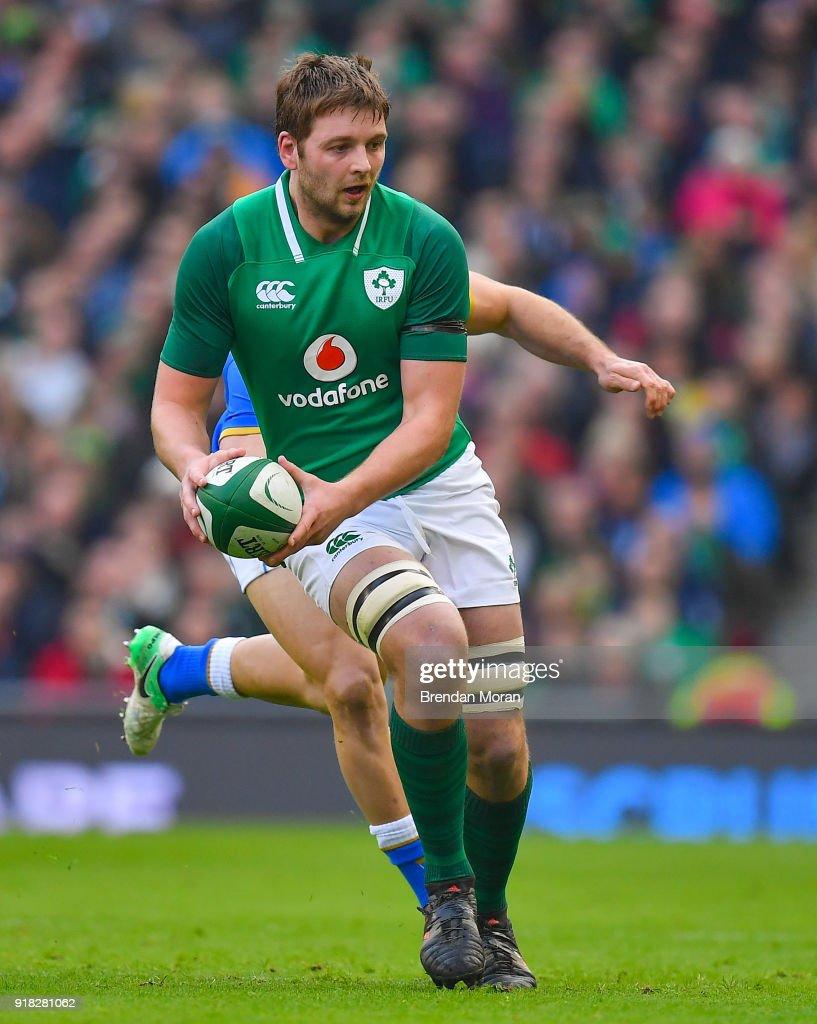 Ireland v Italy - NatWest Six Nations