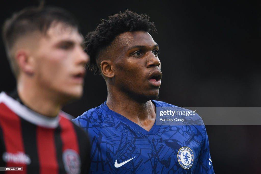 Bohemians v Chelsea - Club Friendly : News Photo