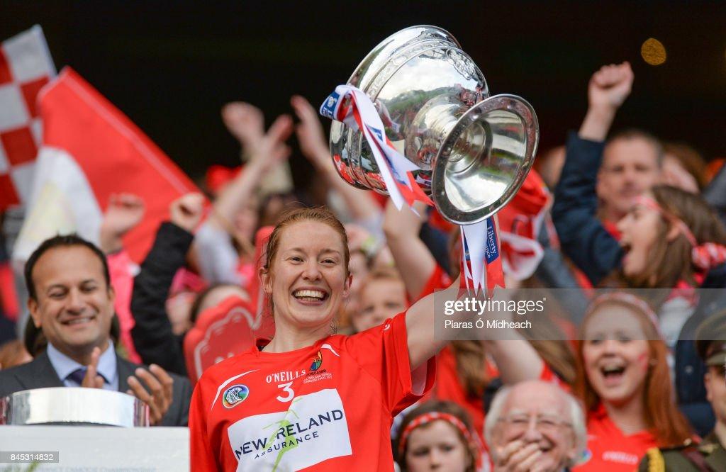 Cork v Kilkenny - Liberty Insurance All-Ireland Senior Camogie Final : News Photo