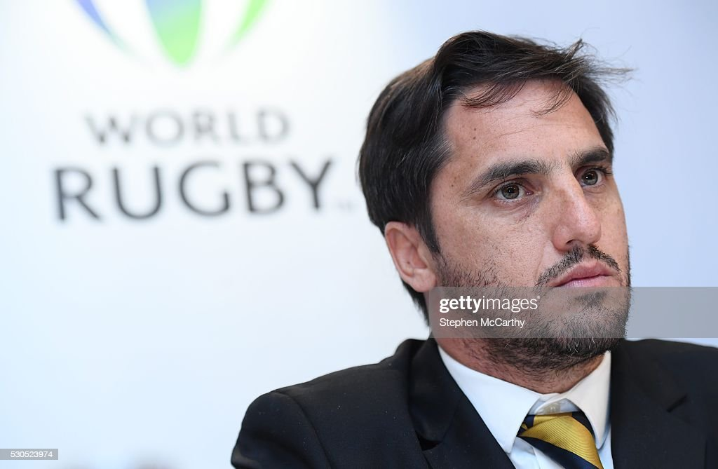 Announcement of new World Rugby Chairman and Vice-Chairman : Photo d'actualité