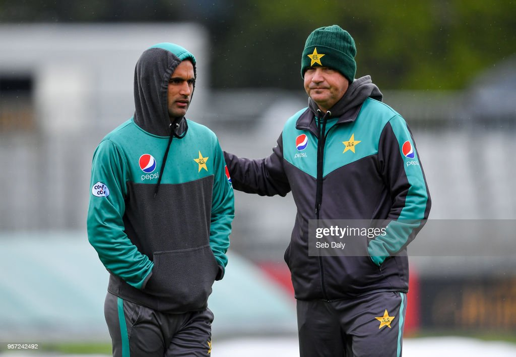 Ireland v Pakistan - Test Match: Day One