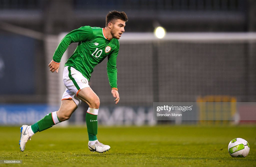 Republic of Ireland v Germany  UEFA European U21 Championship Qualifier Group 5 : News Photo