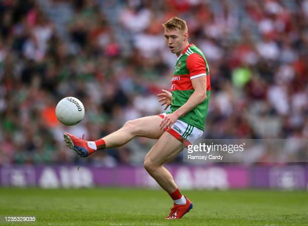 Dublin , Ireland - 11 September 2021; Bryan Walsh of Mayo during the GAA Football All-Ireland Senior Championship Final match between Mayo and Tyrone...