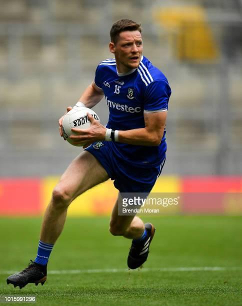 Dublin Ireland 12 August 2018 Conor McManus of Monaghan during the GAA Football AllIreland Senior Championship semifinal match between Monaghan and...