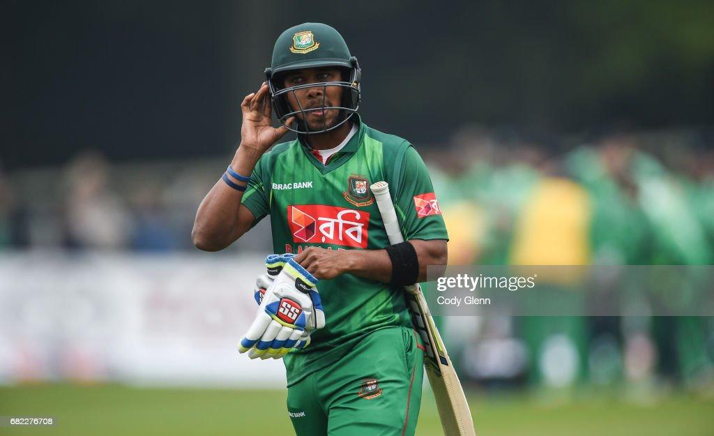 Ireland v Bangladesh - One Day International : News Photo