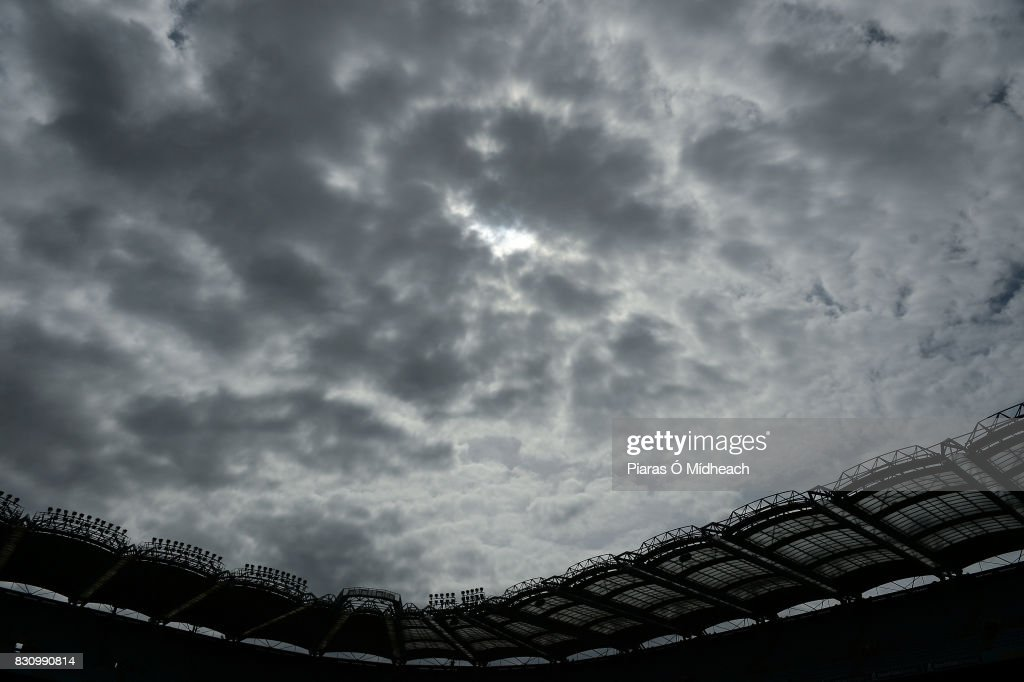 Dublin , Ireland - 13 August 2017; A general view of Croke Park before the GAA Hurling All-Ireland Senior Championship Semi-Final match between Cork and Waterford at Croke Park in Dublin.