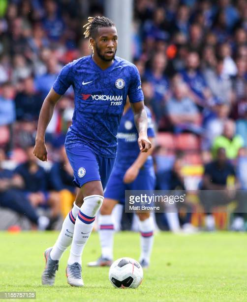 Dublin , Ireland - 13 July 2019; Kasey Palmer of Chelsea FC during the club friendly match between St Patrick's Athletic and Chelsea FC at Richmond...